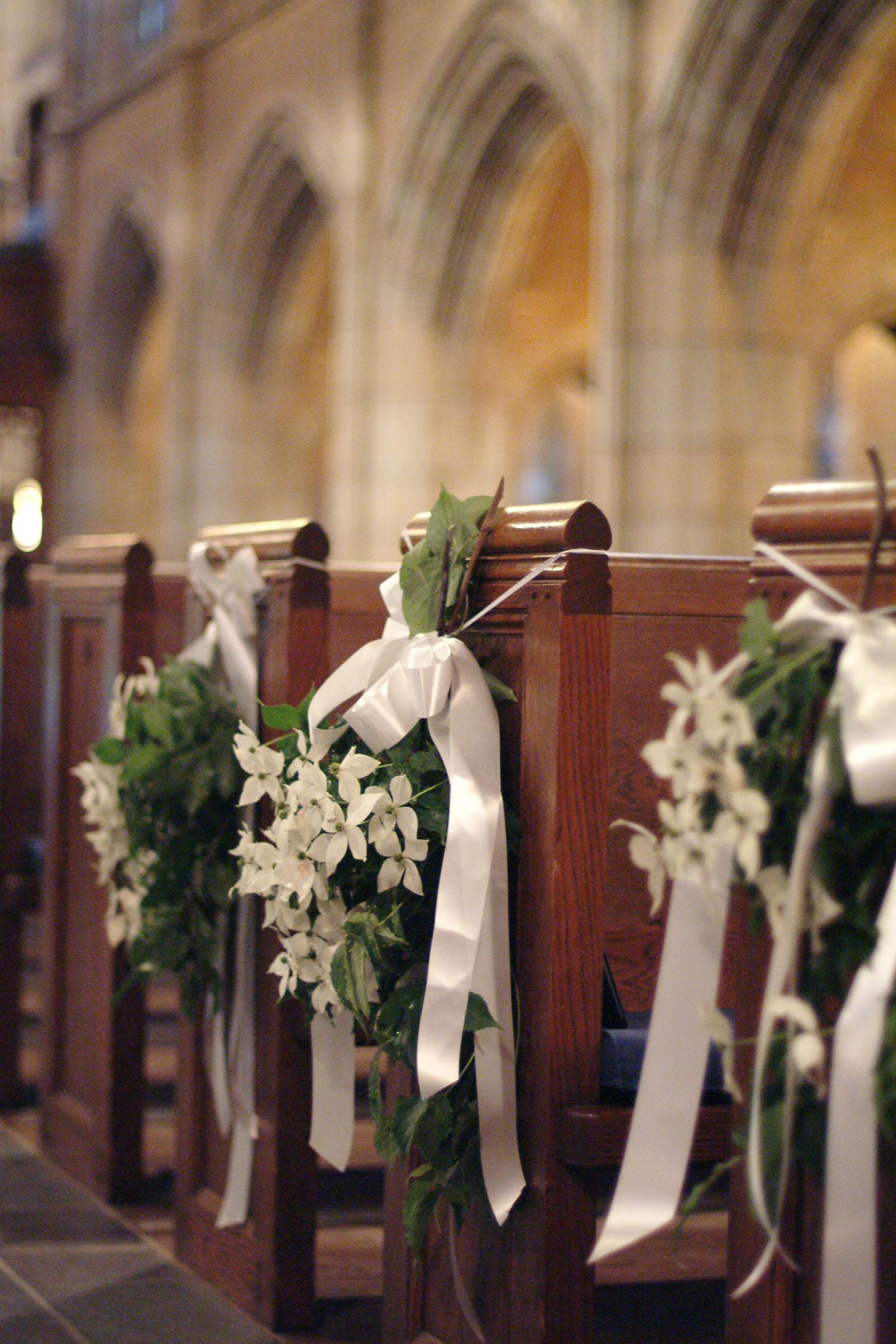Joanne Bening Photography | Wedding Ceremony | Ardmore Presbyterian Church