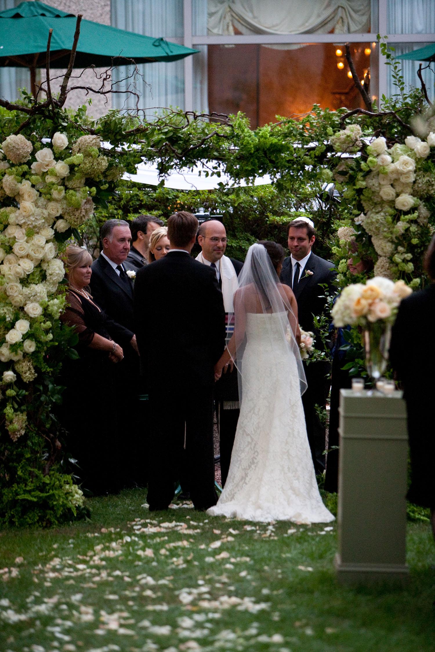 Joanne Bening Photography | Wedding Ceremony | Four Seasons Hotel, Philadelphia, PA