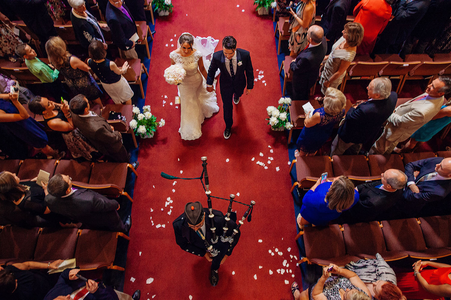 Hoffer Photography  | Wedding Photography | Lutheran Church of God's Love