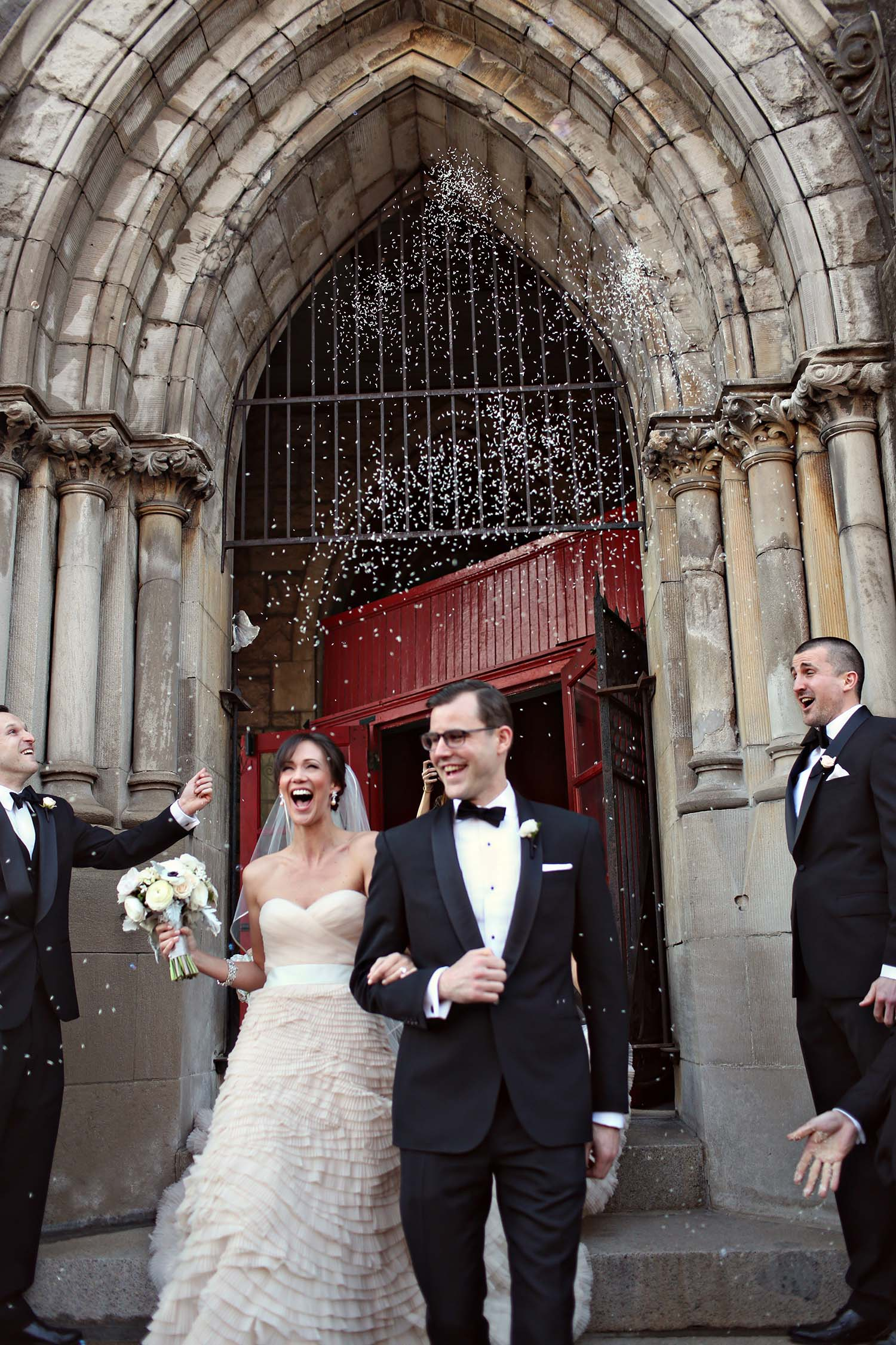 Alison Conklin Photography | Wedding Ceremony | Old Zion Lutheran Church