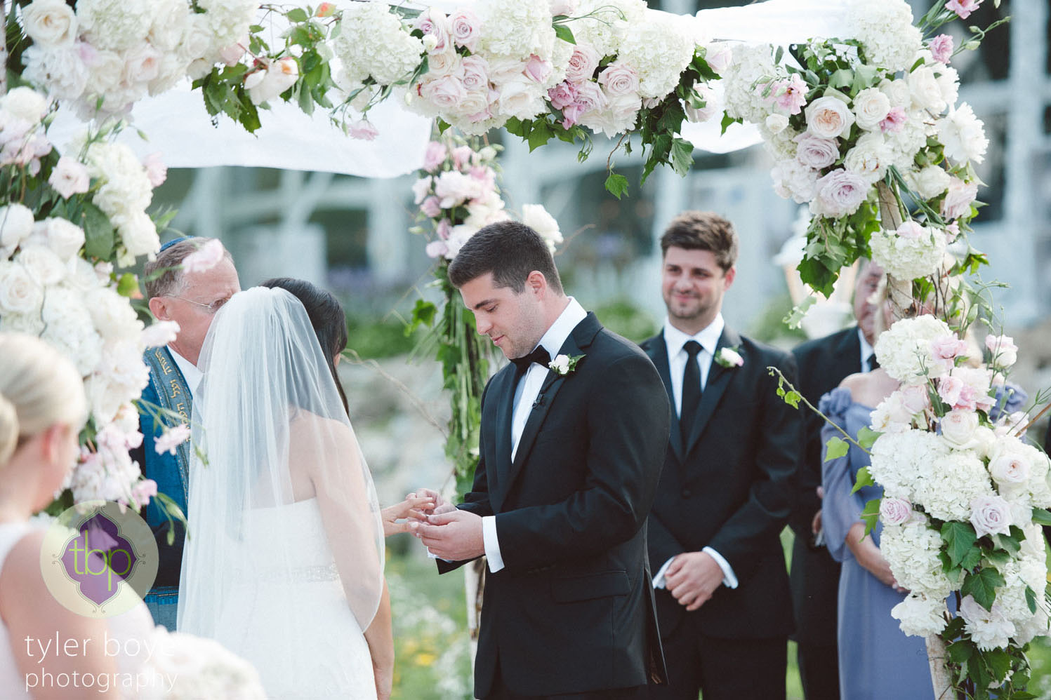 Tyler Boye Photography  | Wedding Ceremony | The Manor House at Prophecy Creek Park