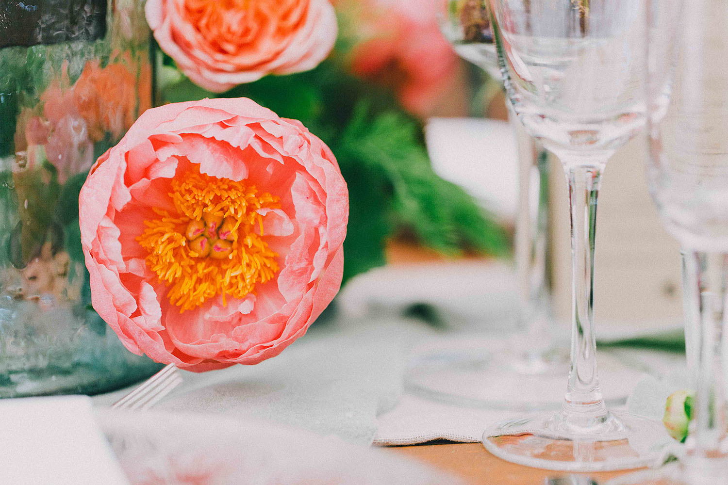 Joseph Lin Photography   |  Wedding Reception  |  Home in Gladwyne, PA