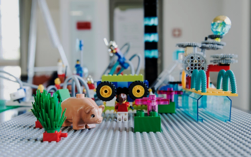LEGOSerious Play - Tailored Workshops