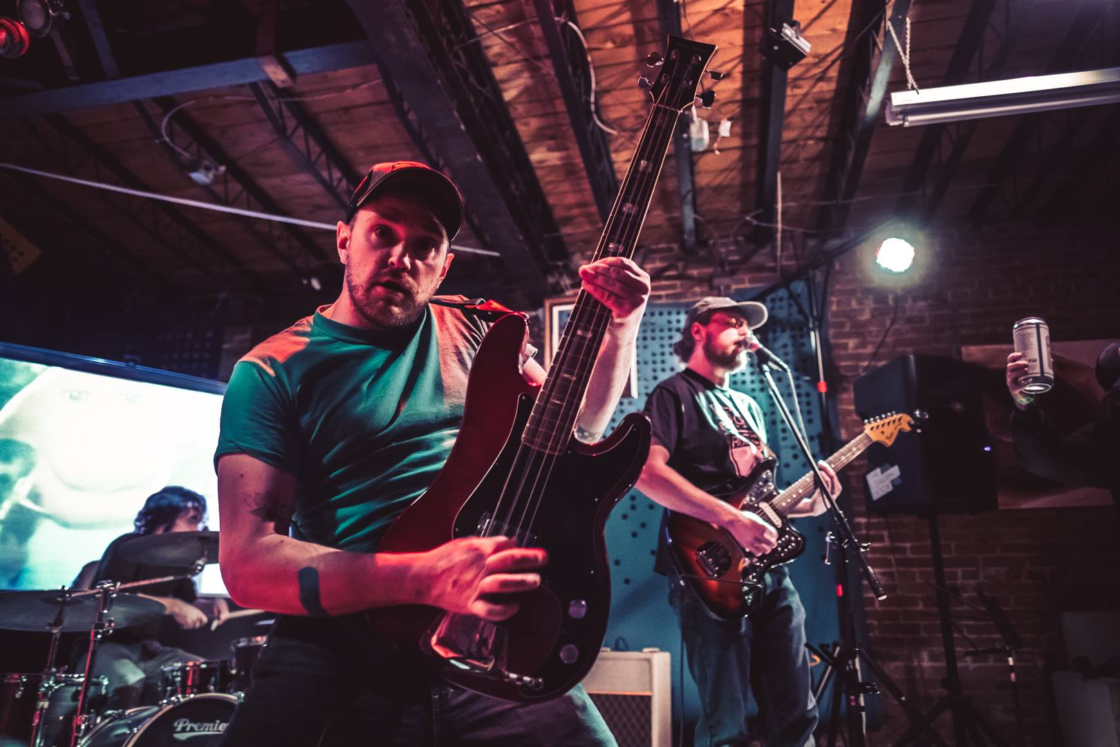 SKINKS - high energy genre fluid rock