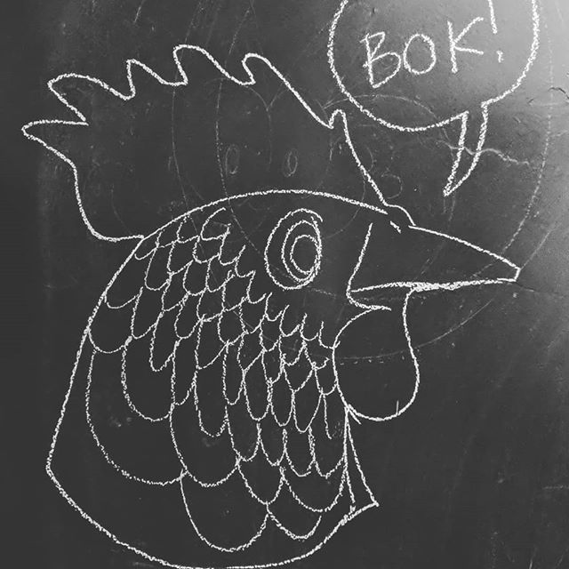 BOK! 🐓 Next up is The Barnyard Pimps 5/25 at 8pm