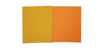 Check out the different qualities of interaction. There is much less tension between the yellow and orange than the blue and orange.In some cases when you share more qualities with another person, it is easier to merge and be harmonious; there may be less tension, but also less vibration and excitement.