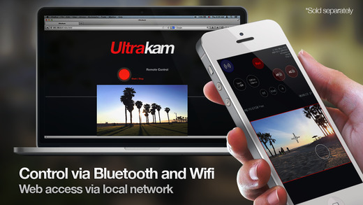 kontroler med Bluetooth og WI-FI