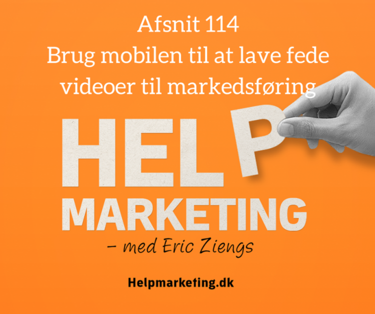 Help marketing, afsnit 114