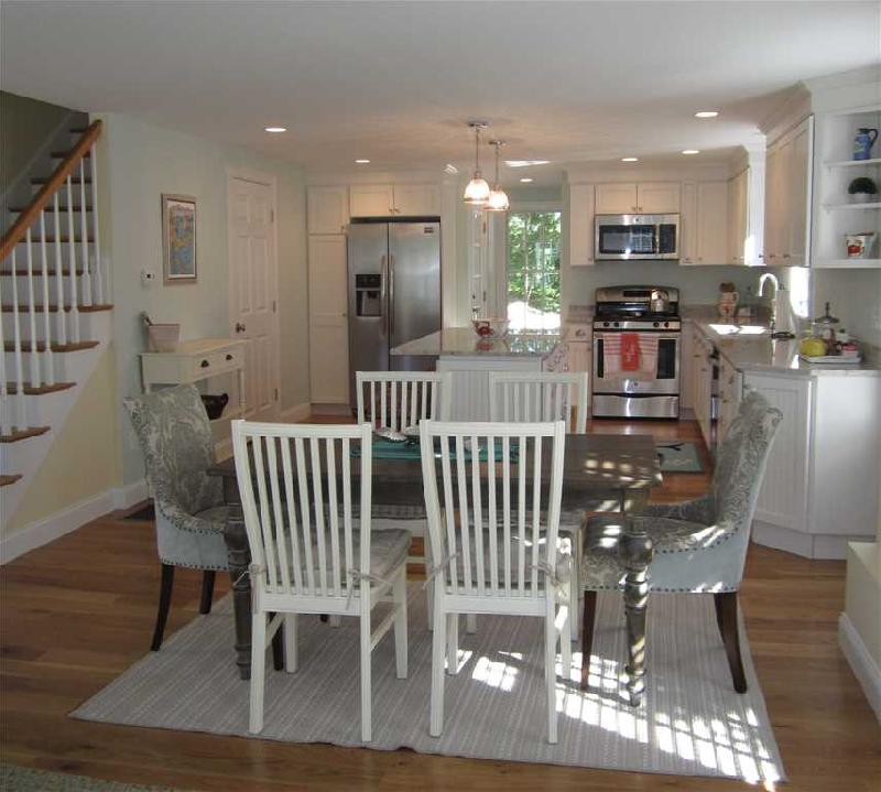 Cape Cod Interior design flooring kitchens Wellfleet