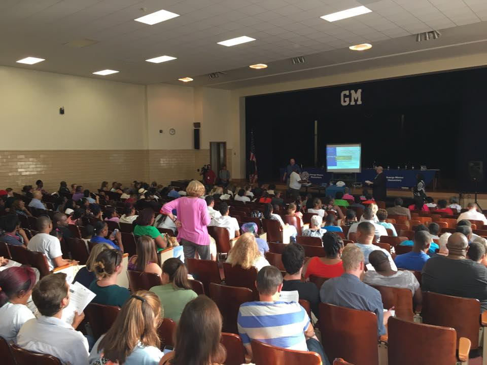 Community feedback on Mason Elementary will be for nothing without major changes to CIP.
