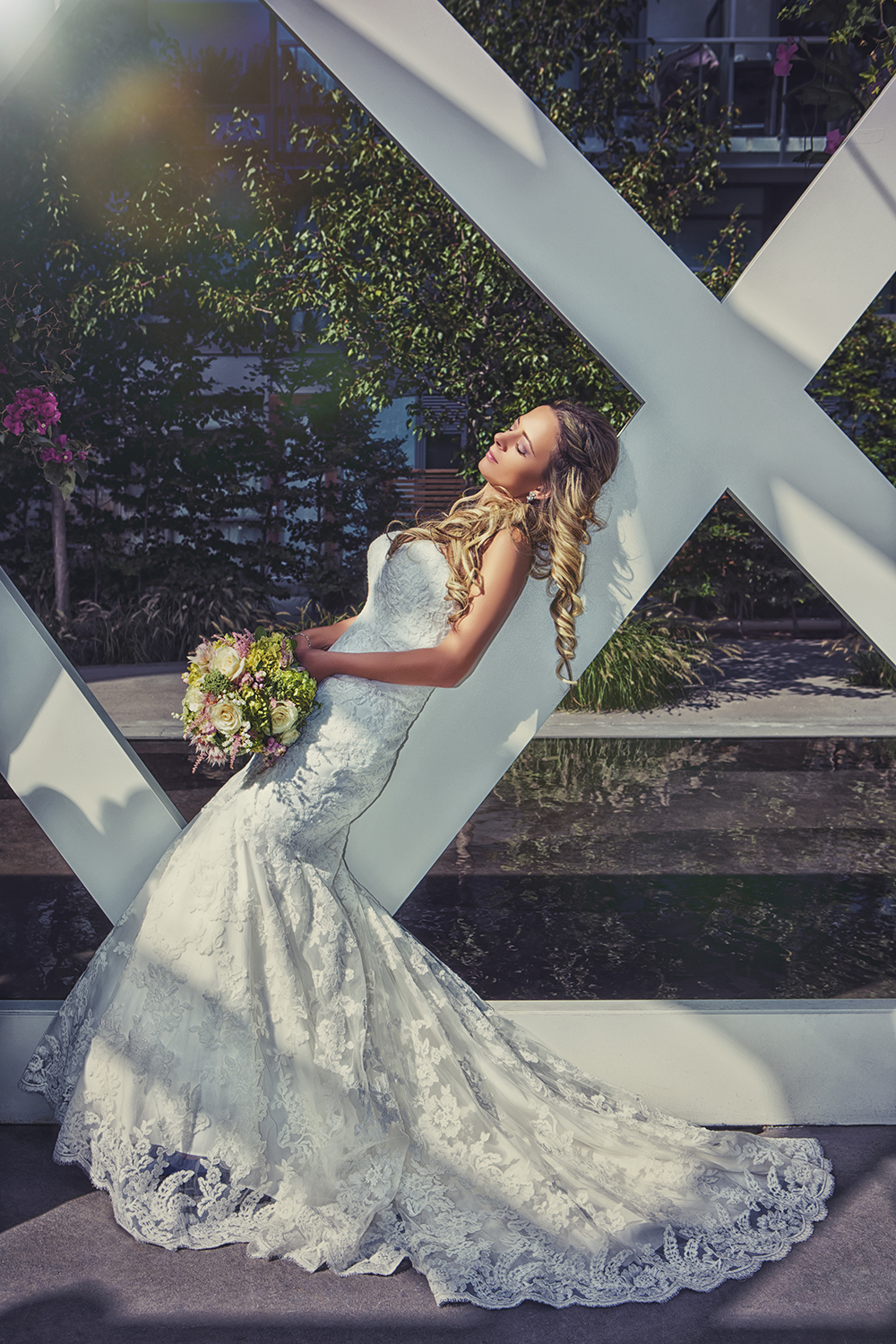 Vasko Photography Toronto Wedding Photography Bride Dress
