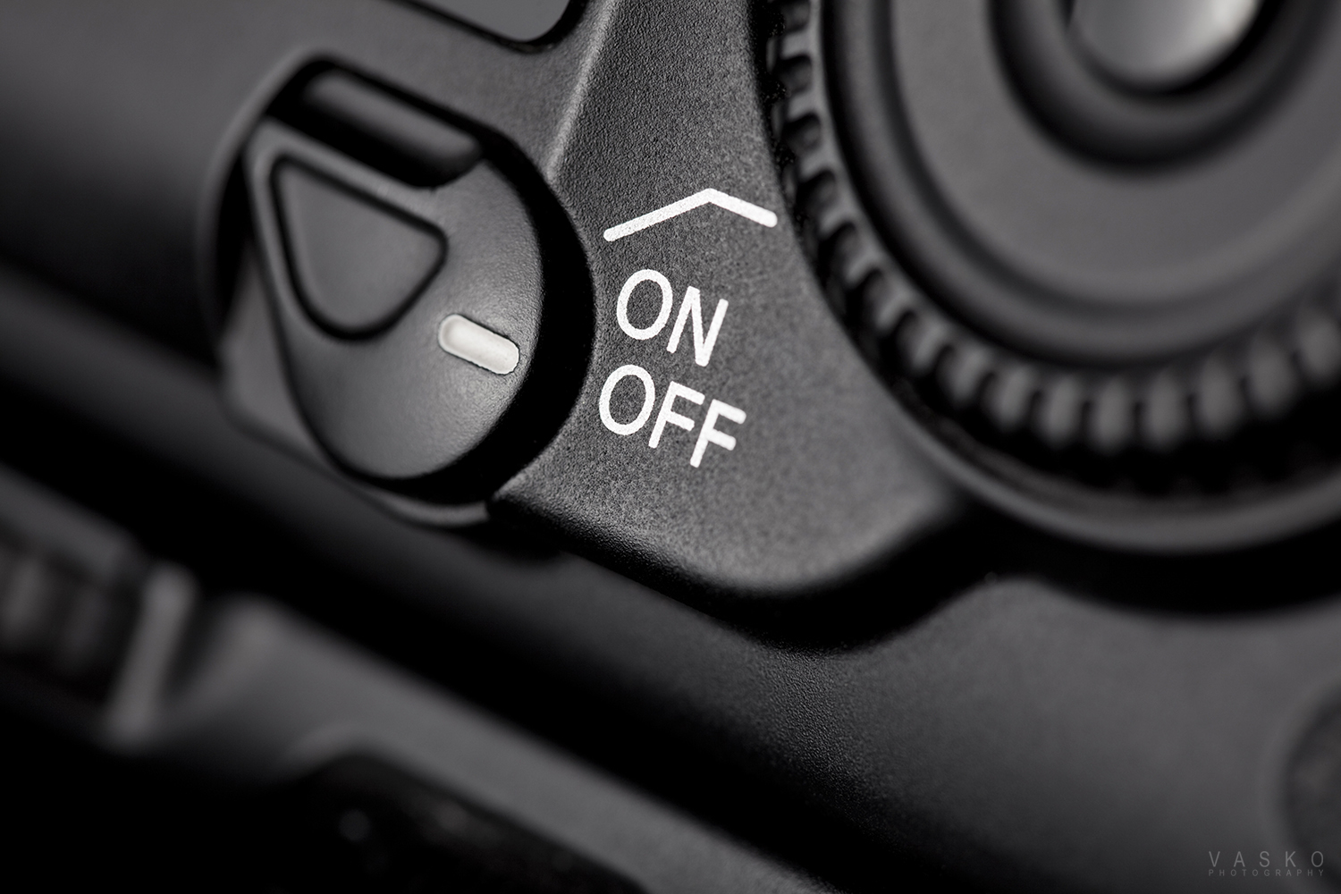 5D Classic on-off switch - Vasko Photography