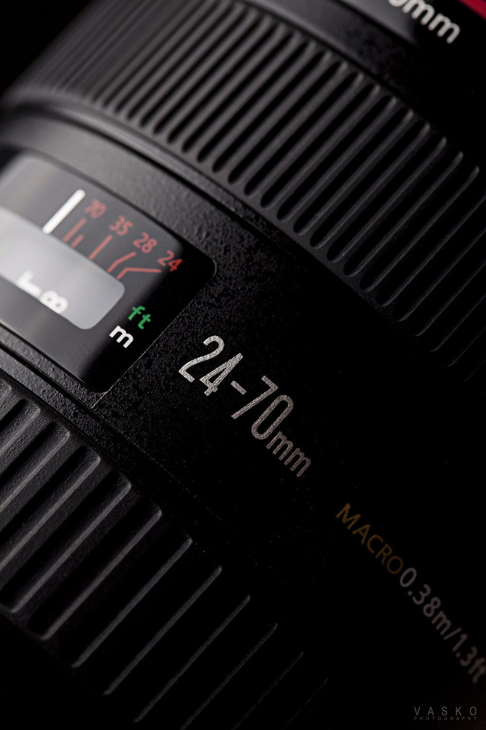Canon 24-70mm f2.8L USM - Vasko Photography