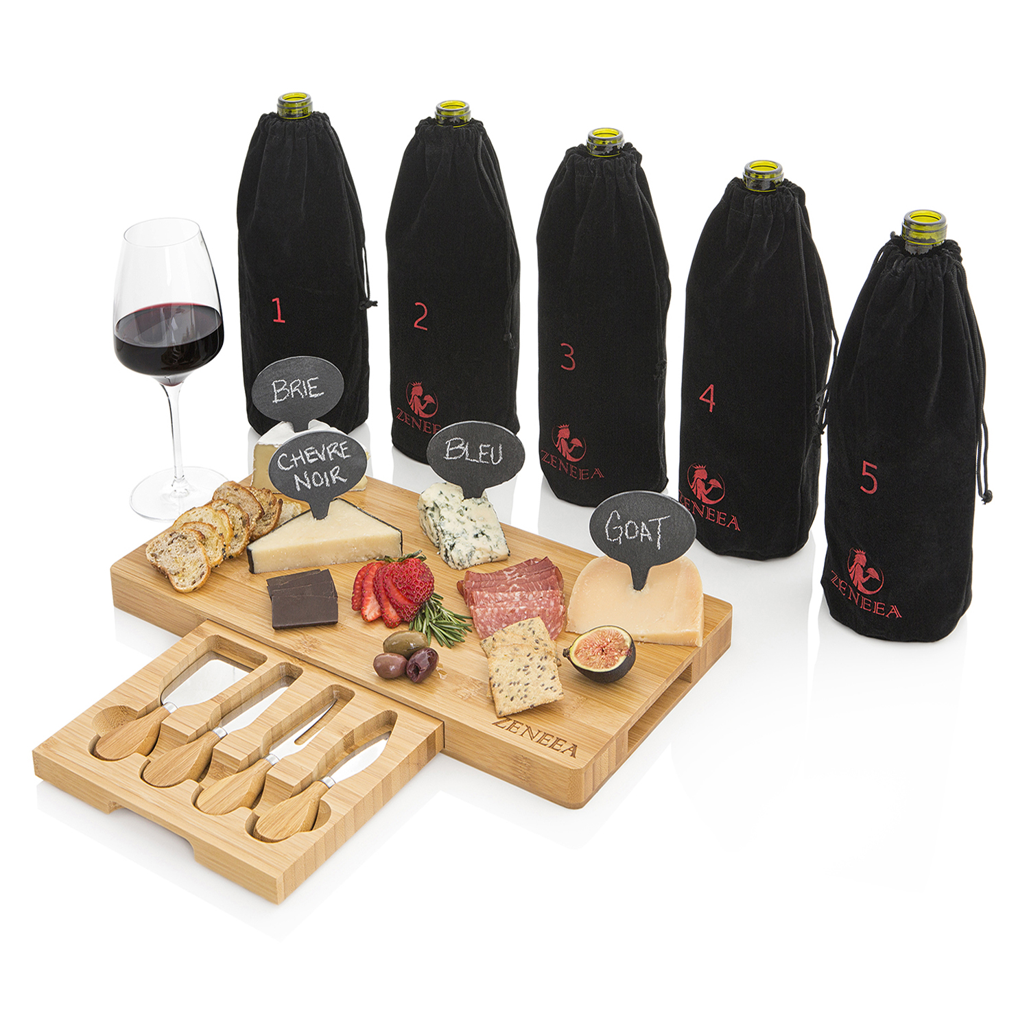 Vasko Photography Amazon Zeneea Cheese Board Product Shot 6