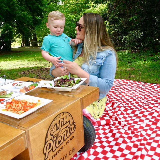 Happy Mother's Day! ❤️ No one can pack a picnic quite like Mom but we would like to think we're a close second.
