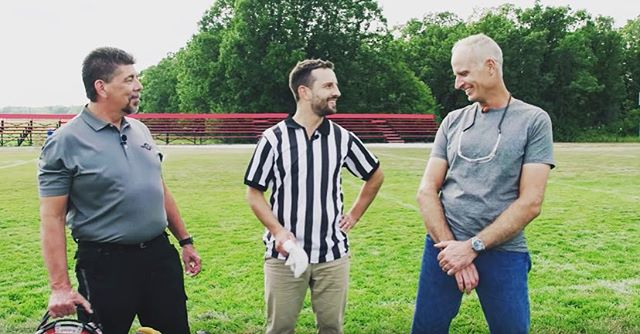 You know things are getting serious when the ref uniform and the jock come out for an episode! Episode three of the Ultimate Figure It Outer is available now! Link in bio as always!