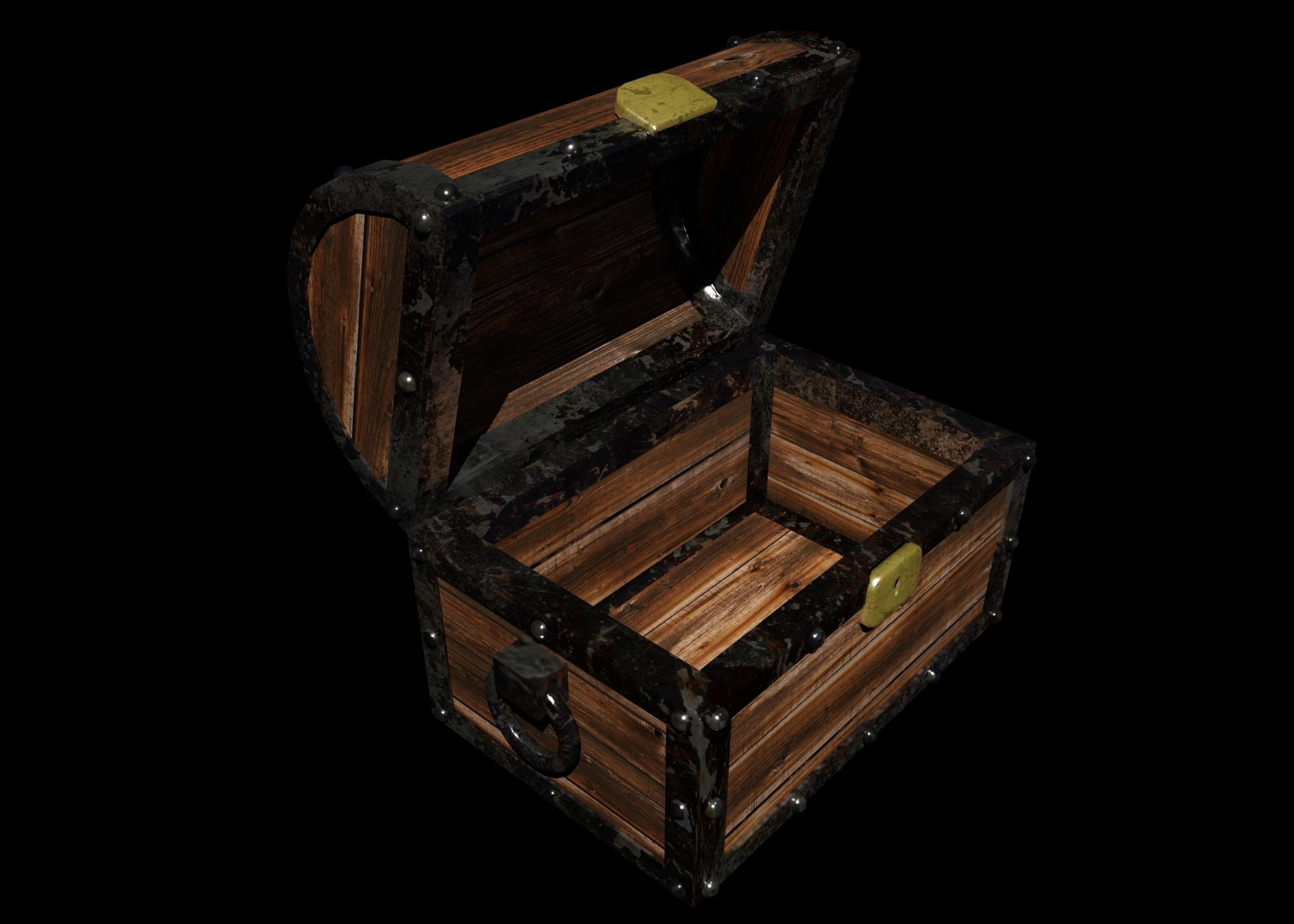 Prop for treasure hunting game