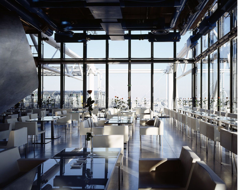 Georges Restaurant / Jakob + MacFarlane