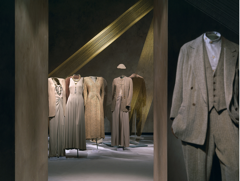 Giorgio Armani RA exhibition / David Collins