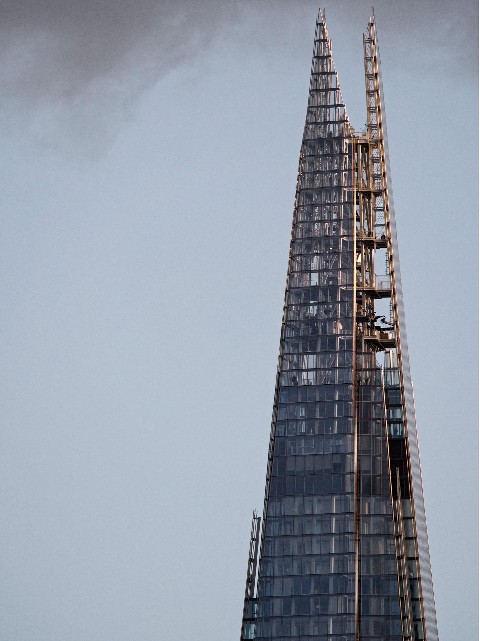 The Shard / Renzo Piano Workshop