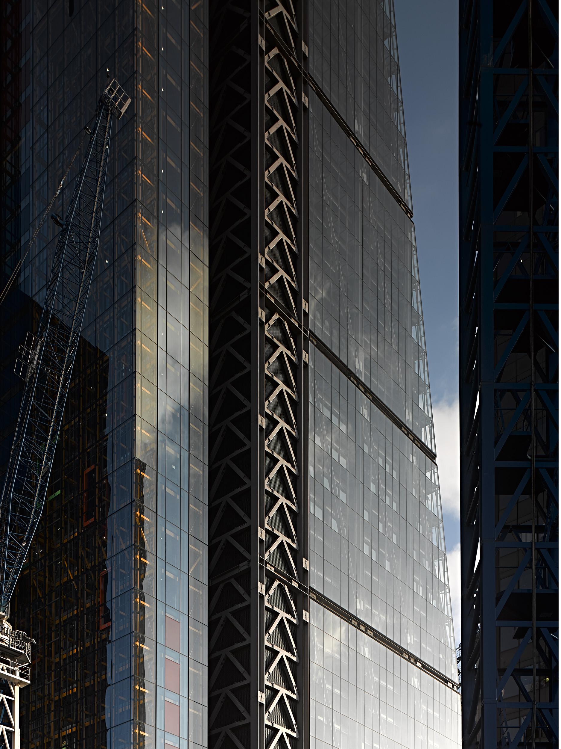 The Leadenhall Building / Rogers Stirk Harbour