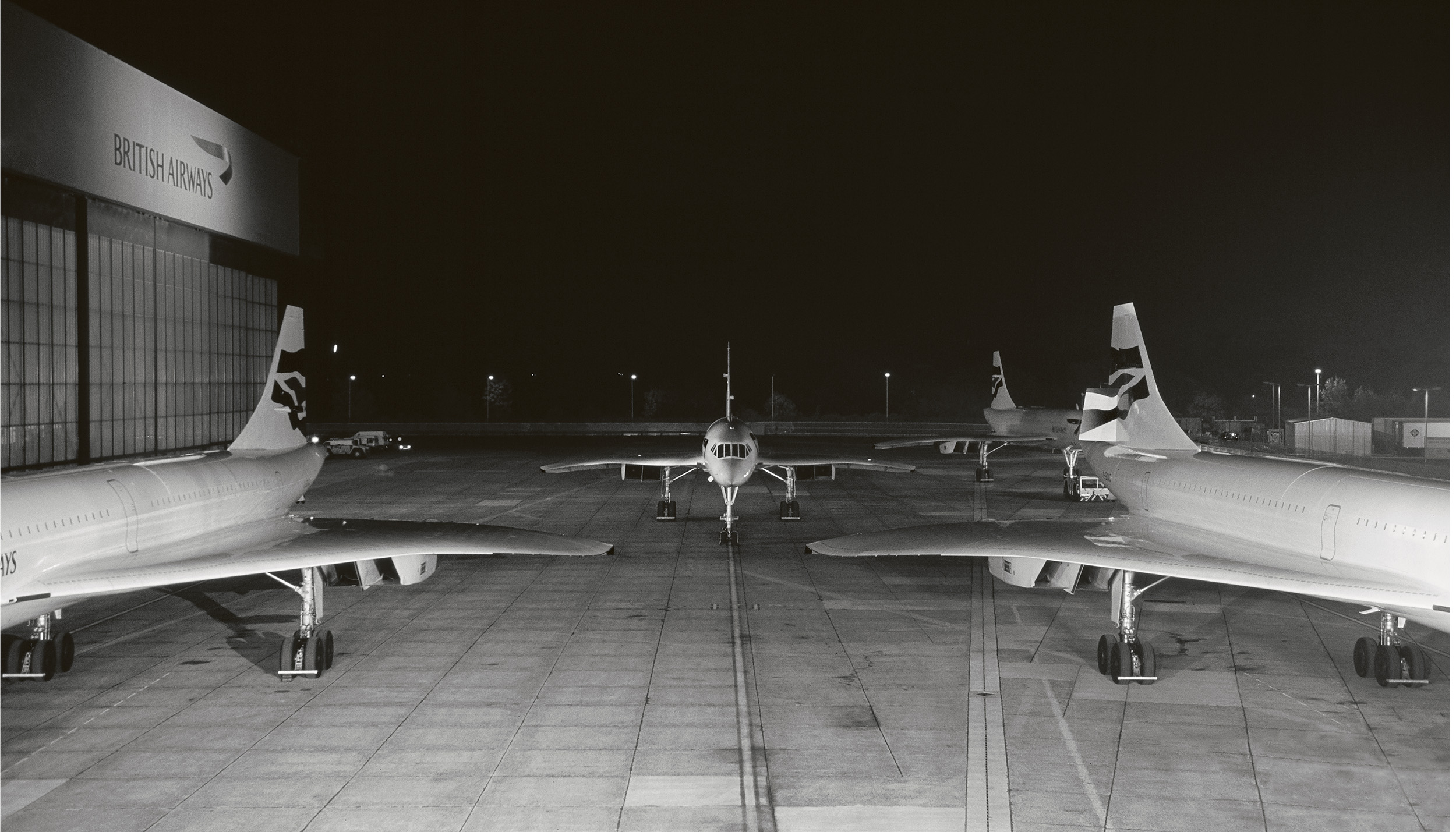 Last Day of Concorde