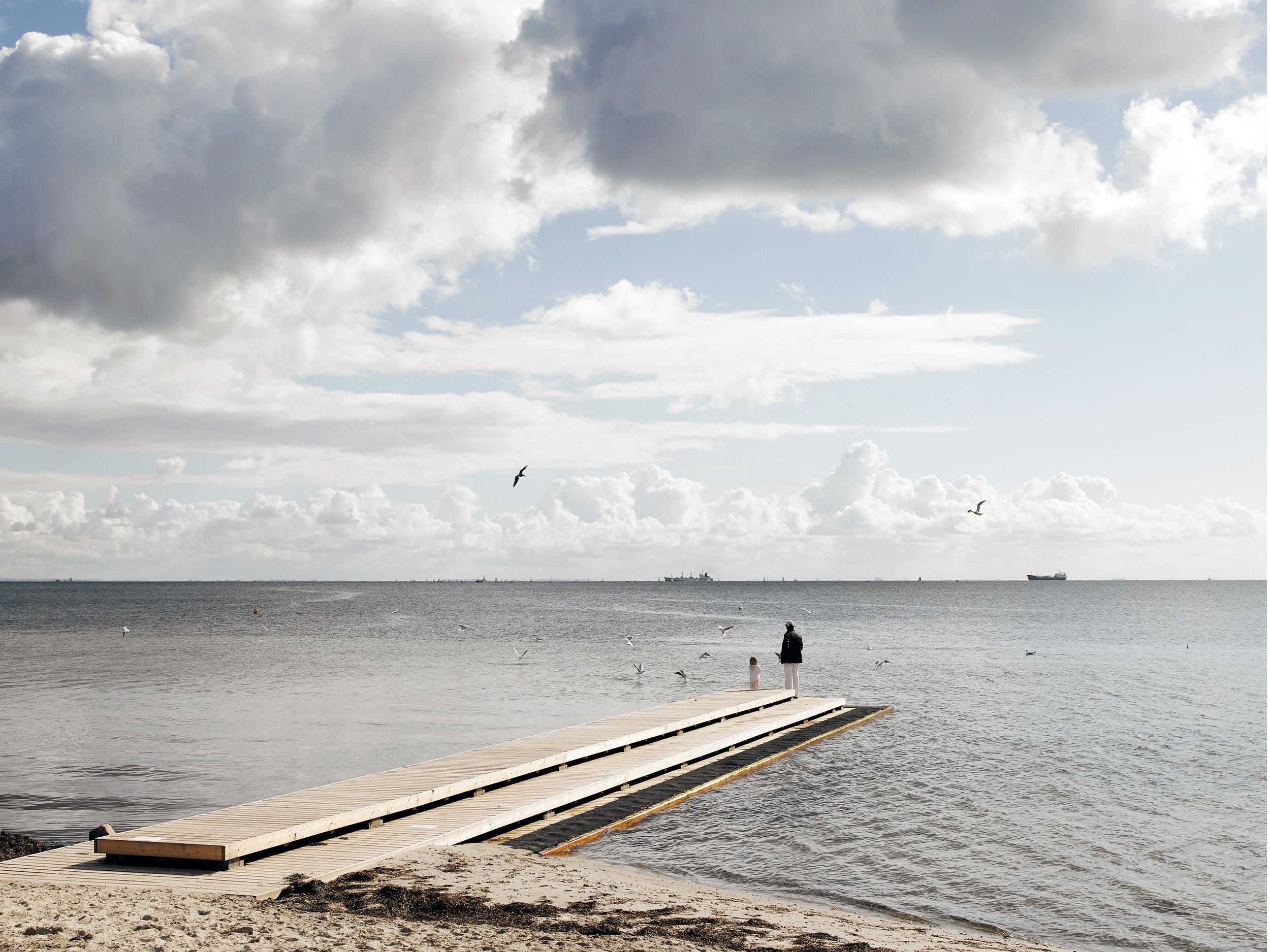 Swimming Platform / Denmark