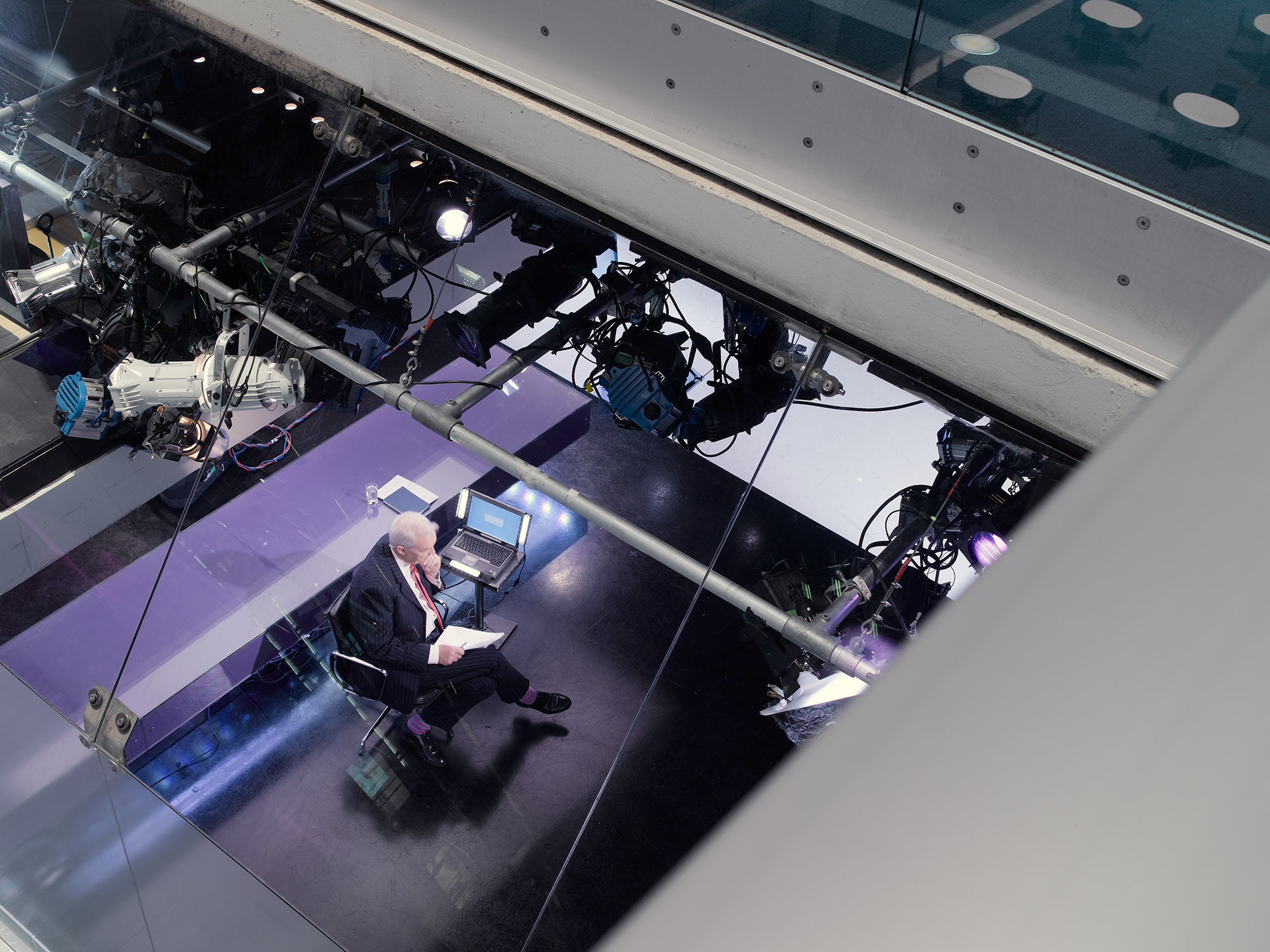 ITN Productions / Foster + Partners