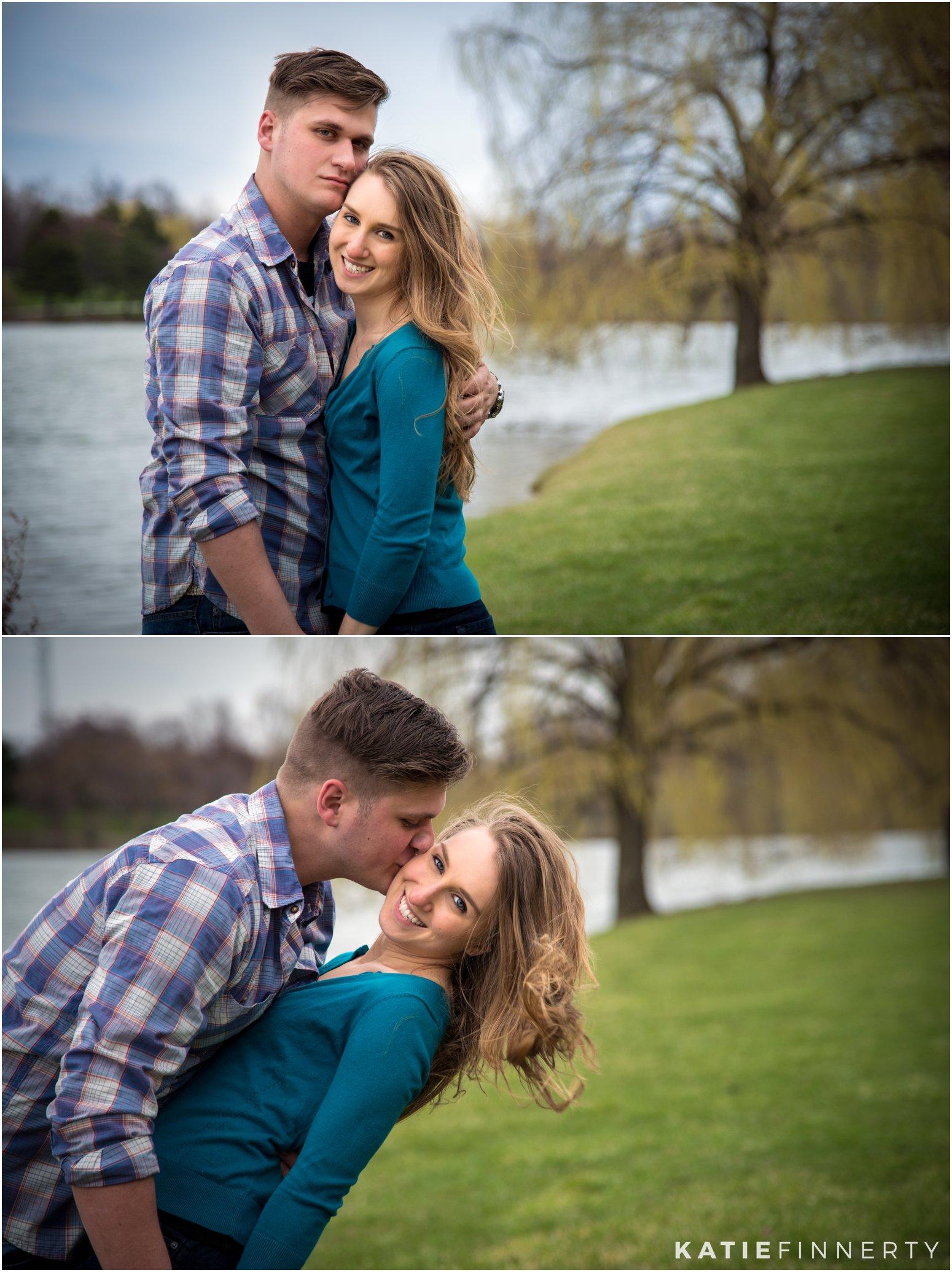 Elmwood Ave, Buffalo, NY Engagement Photography