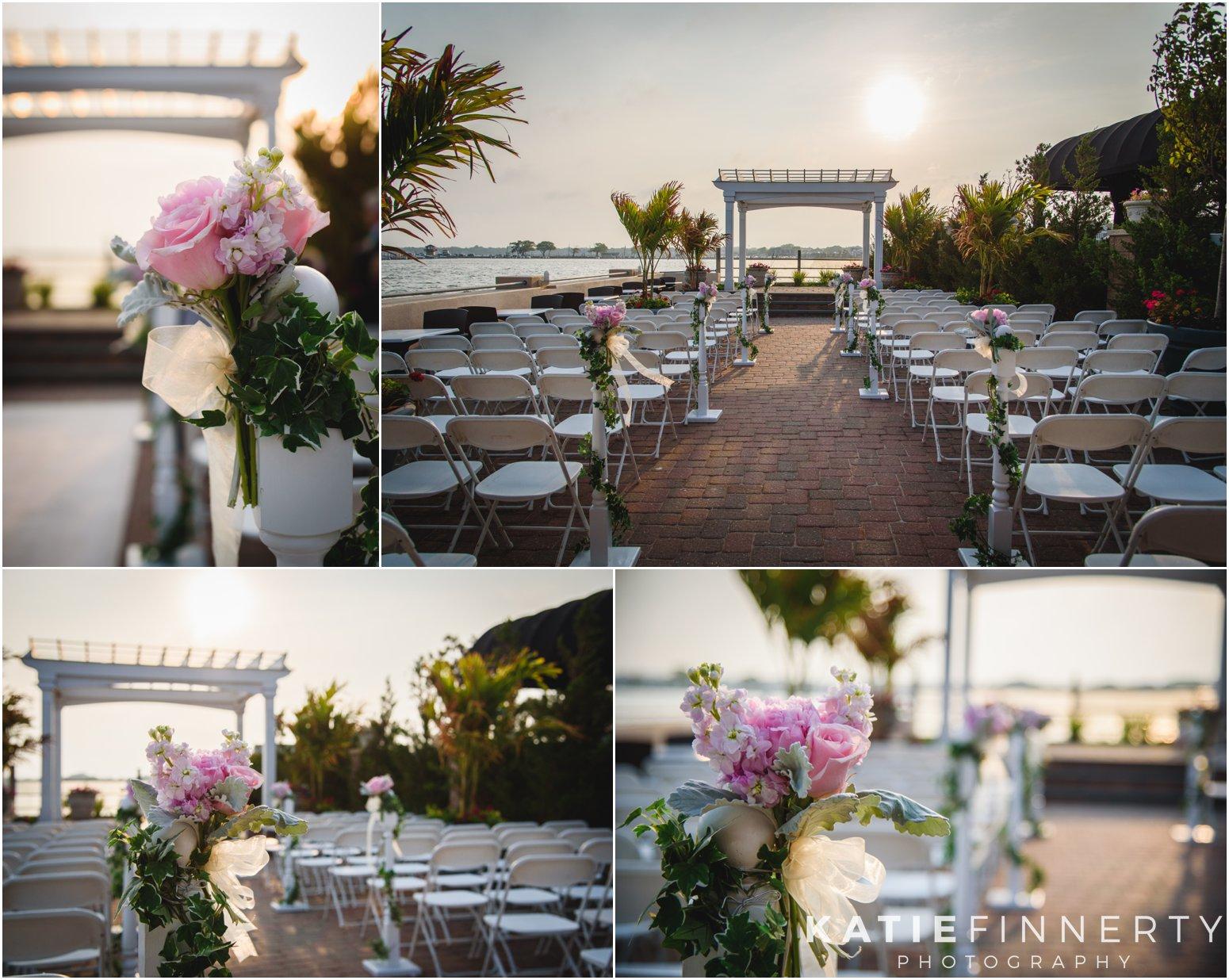 Lombardi's on the Bay Wedding Photography
