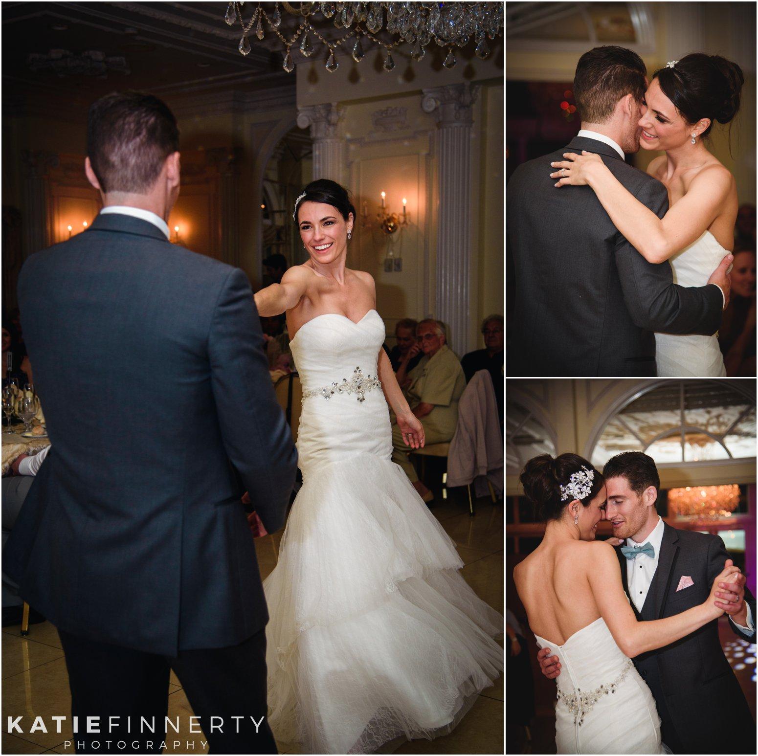 Lombardi's Long Island Wedding First Dance