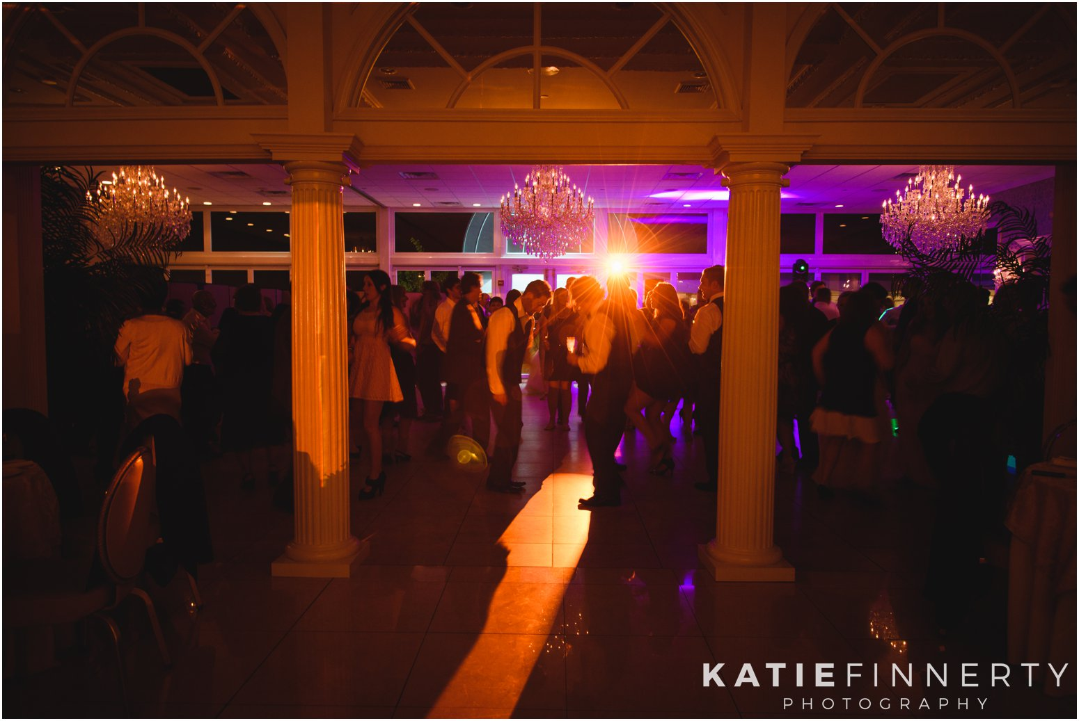 Lombardi's Long Island Wedding Dance Floor