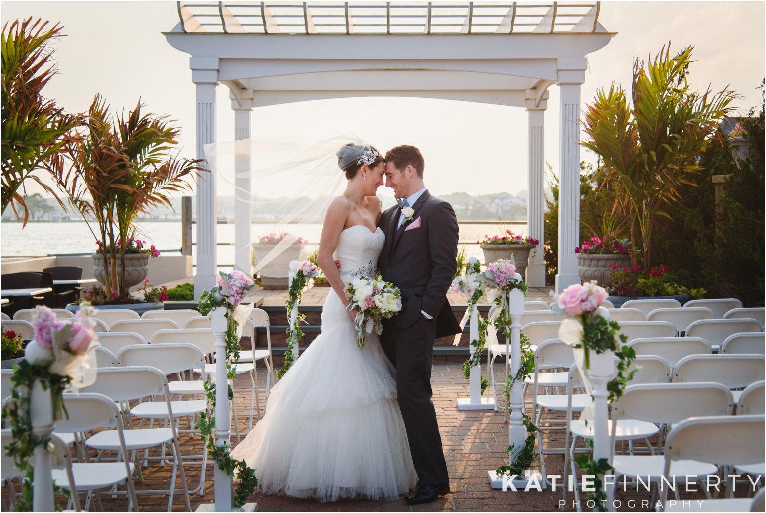 Lombardi's Long Island Wedding Ceremony