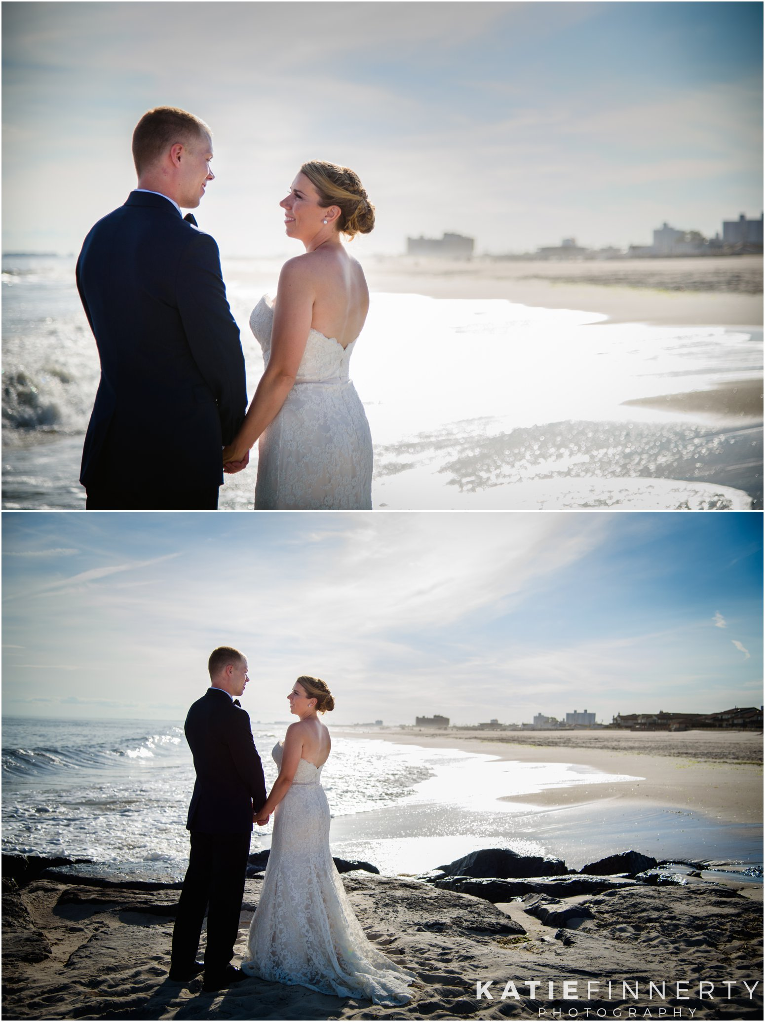 Long Island Beach Wedding