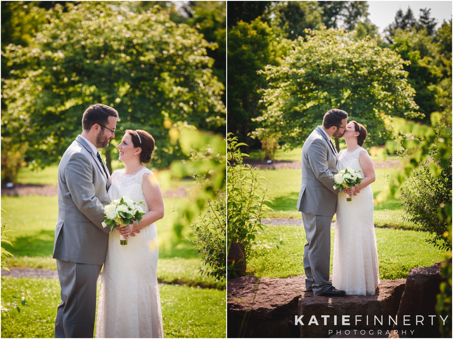 Webster Arboretum Wedding, Rochester NY