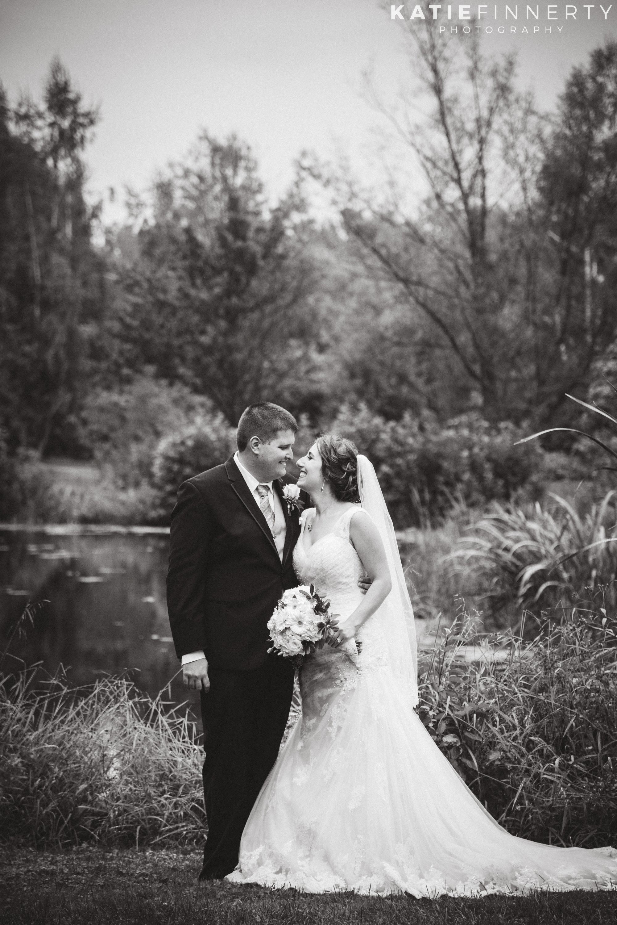 webster arboretum wedding photography