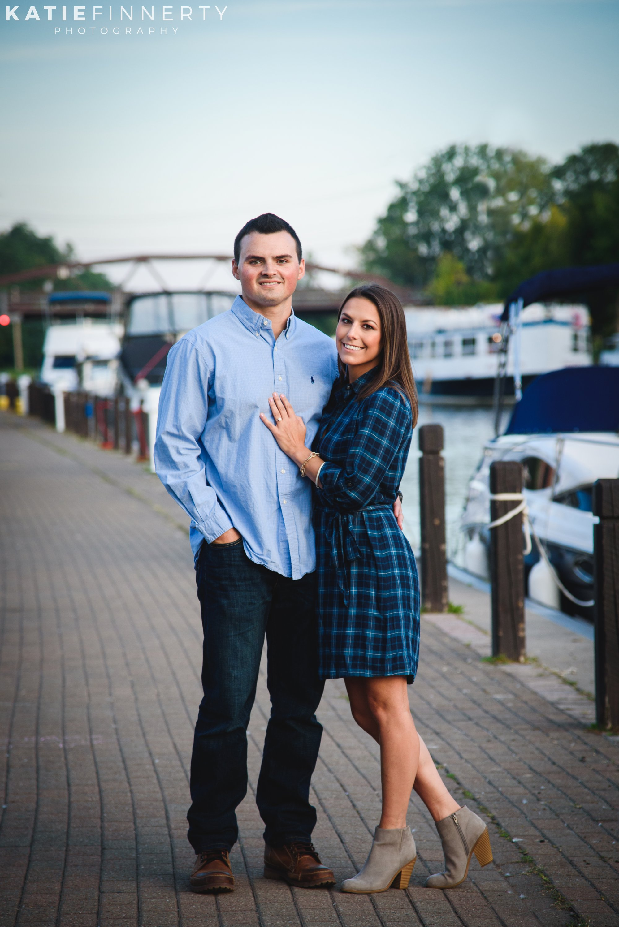 fairport engagement session photography