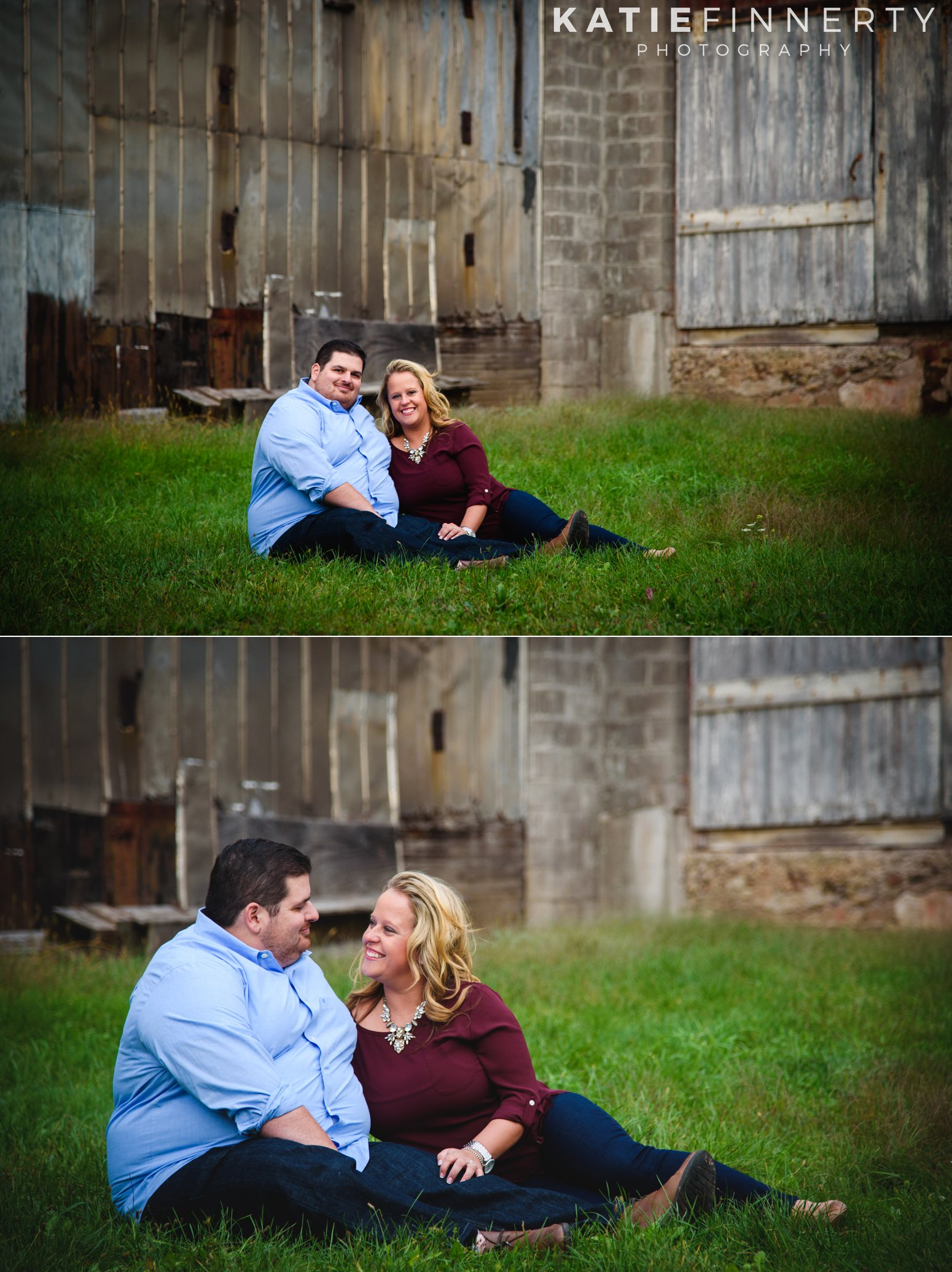 schoen place canal engagement session