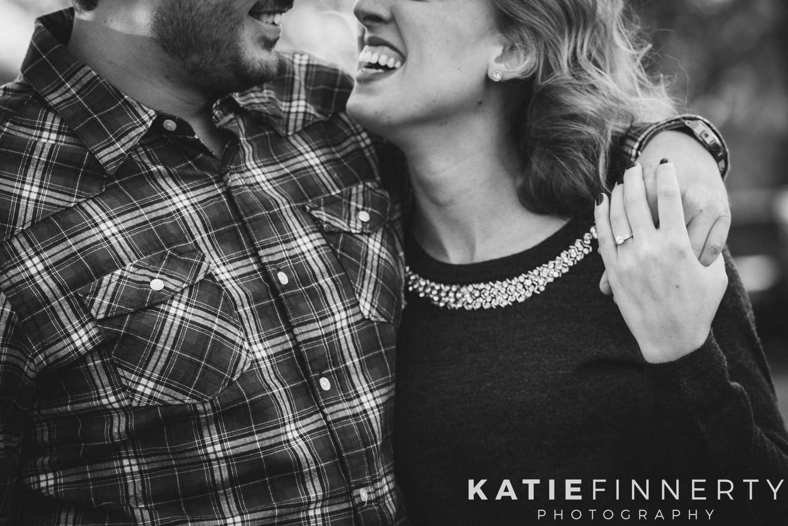 rochester engagement session