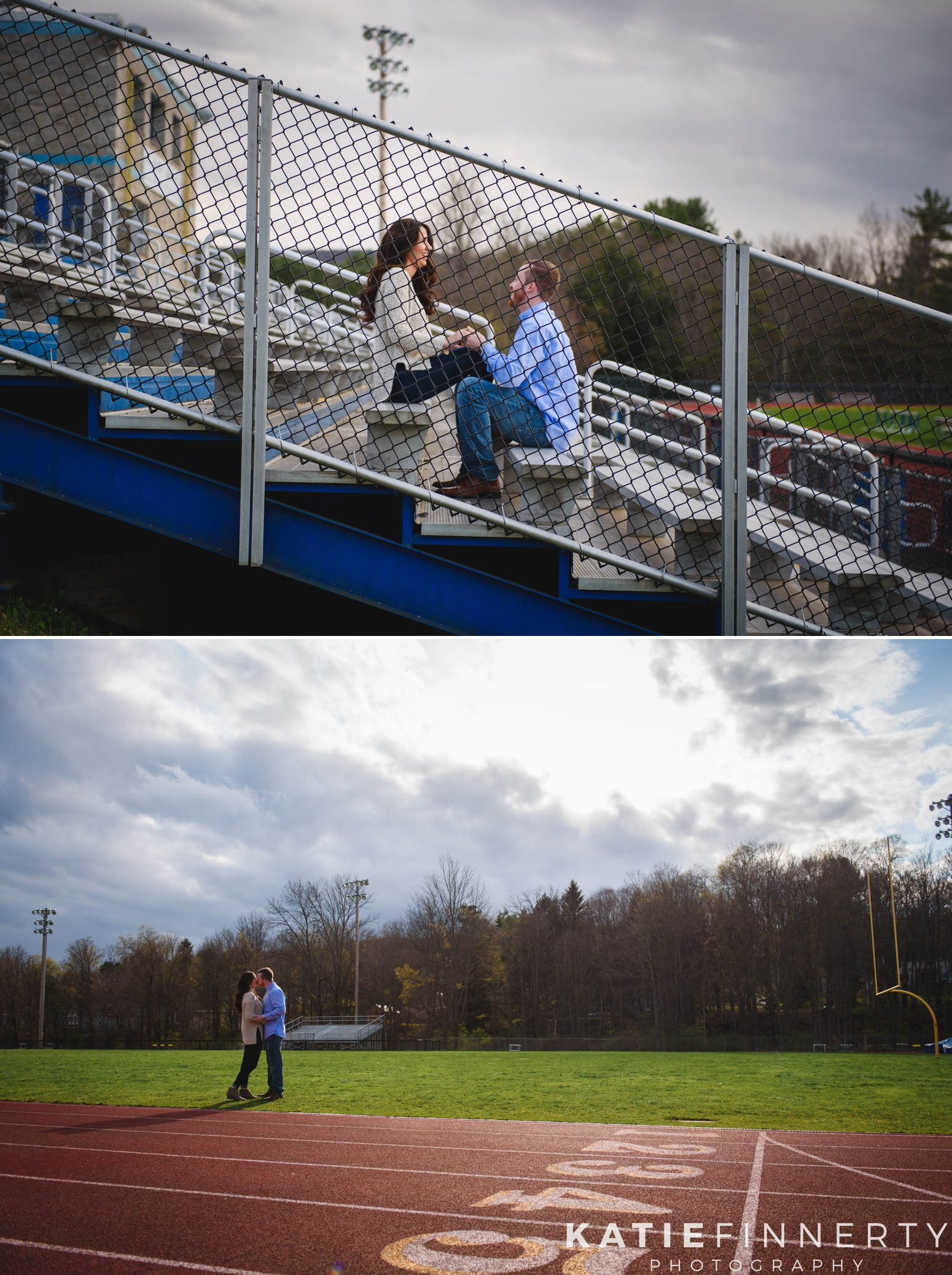 Oneonta High School Engagement Session