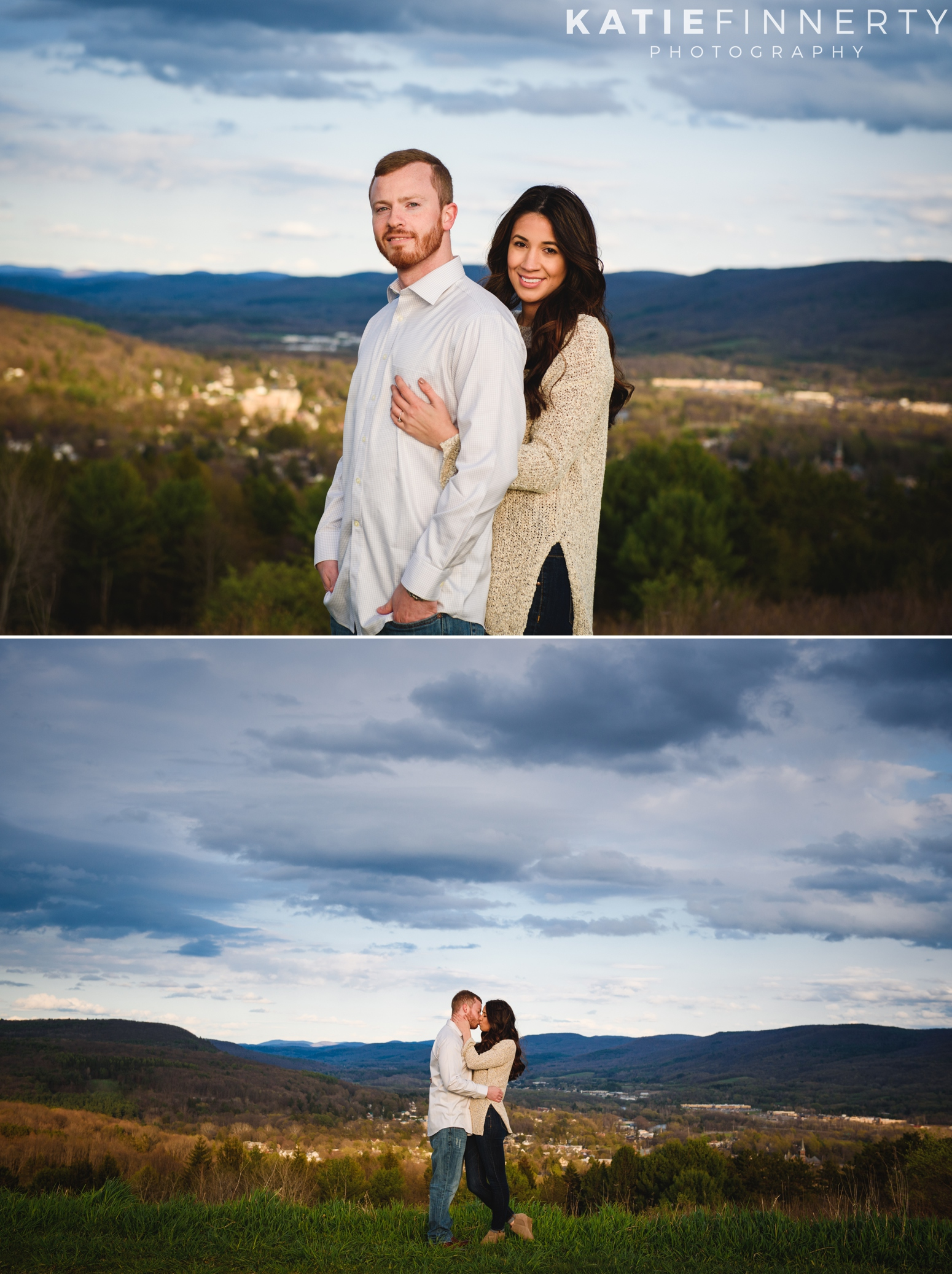 Oneonta, NY Engagement Session