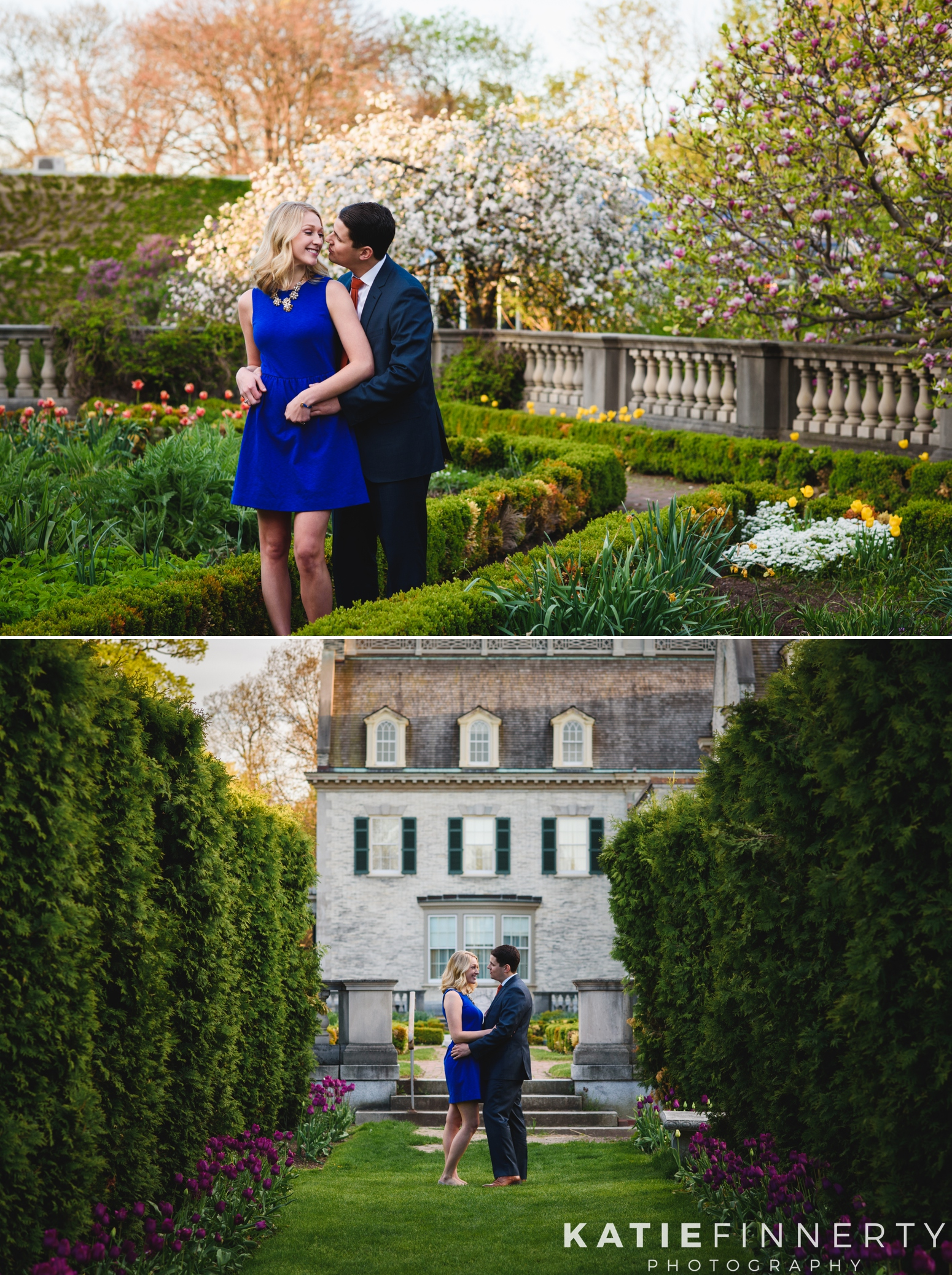 George Eastman House, Rochester Engagement Session