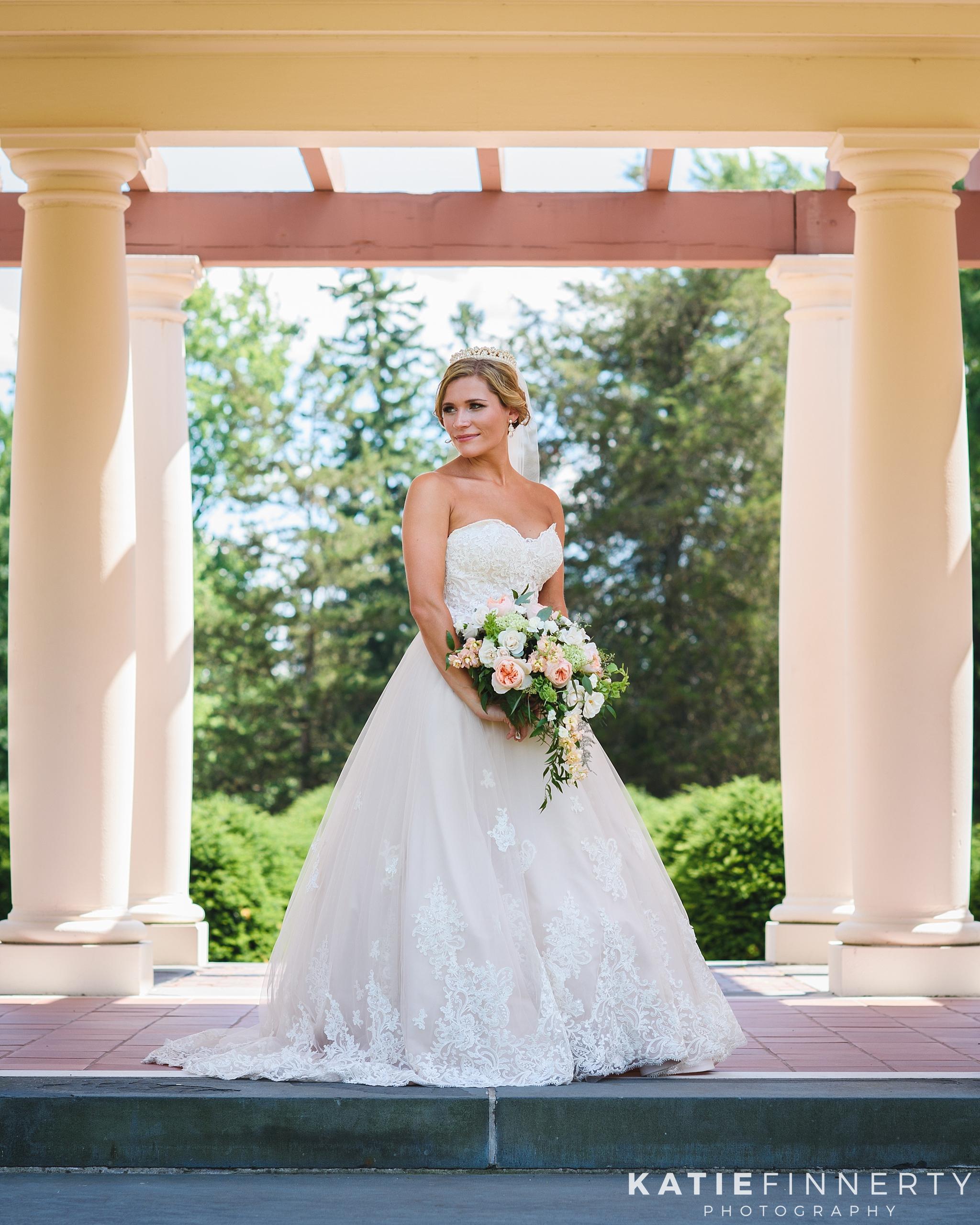 Sonnenberg Gardens Canandaigua Wedding
