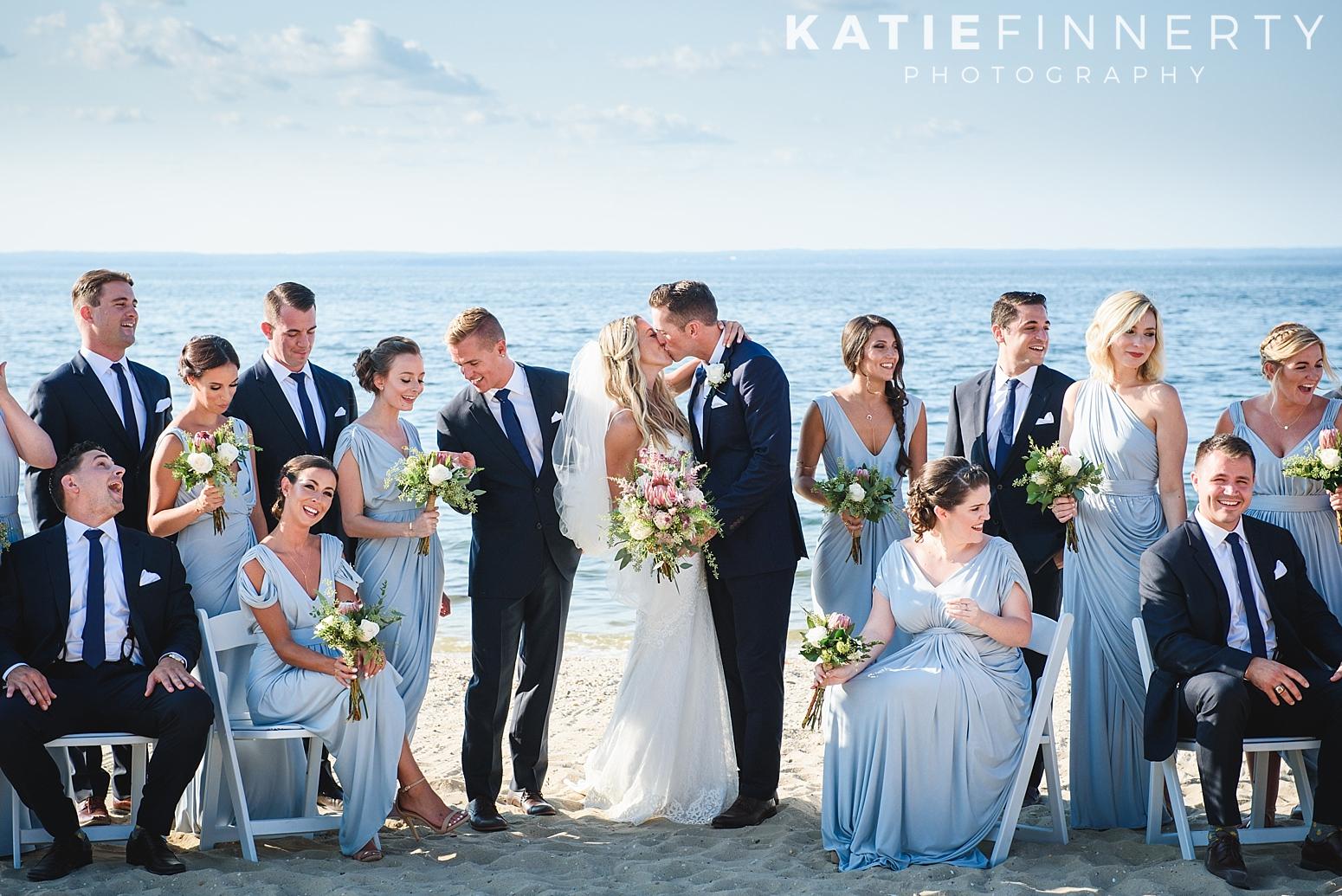 Crescent Beach Club, Long Island Wedding Photography