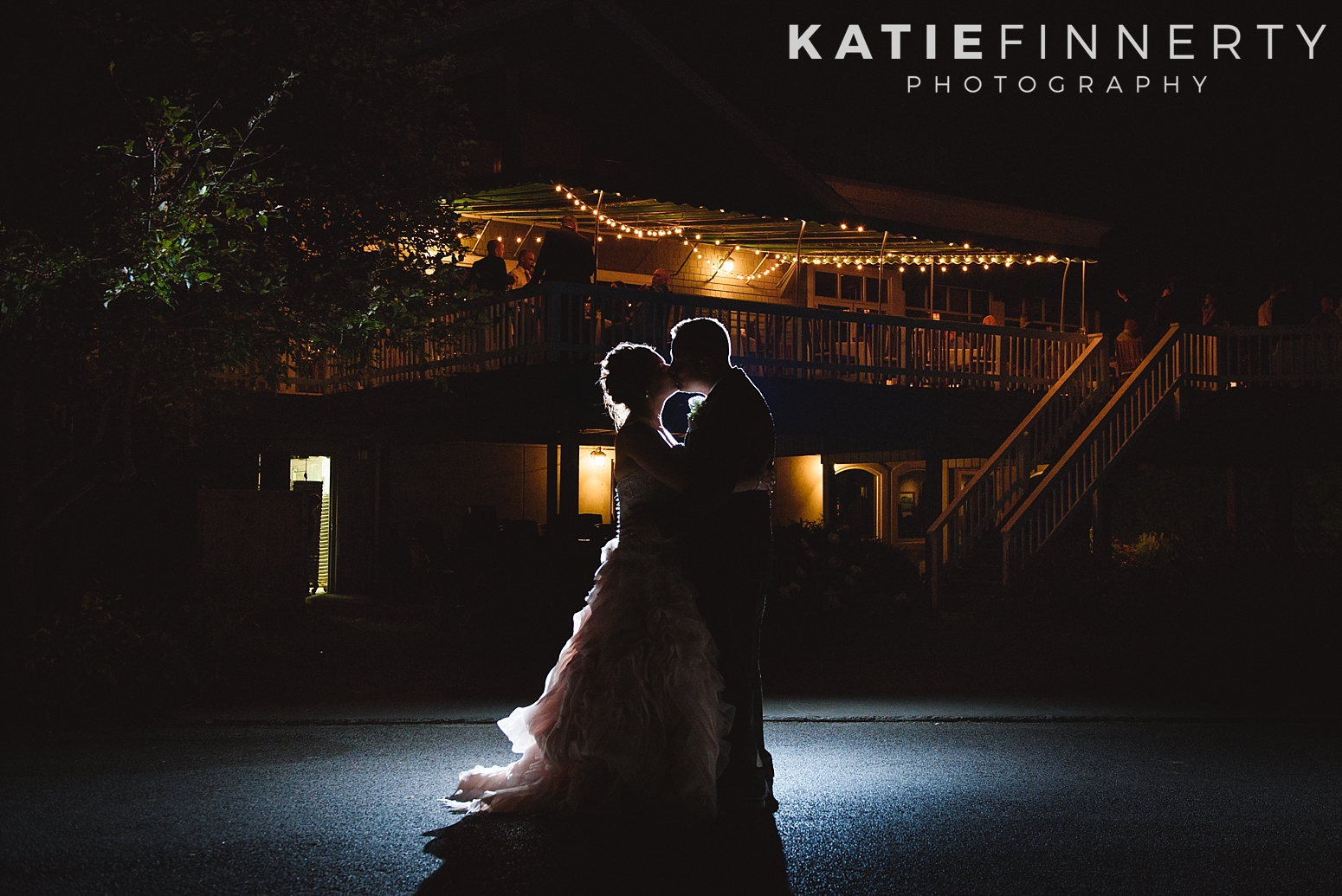 Rochester Night Wedding Photography