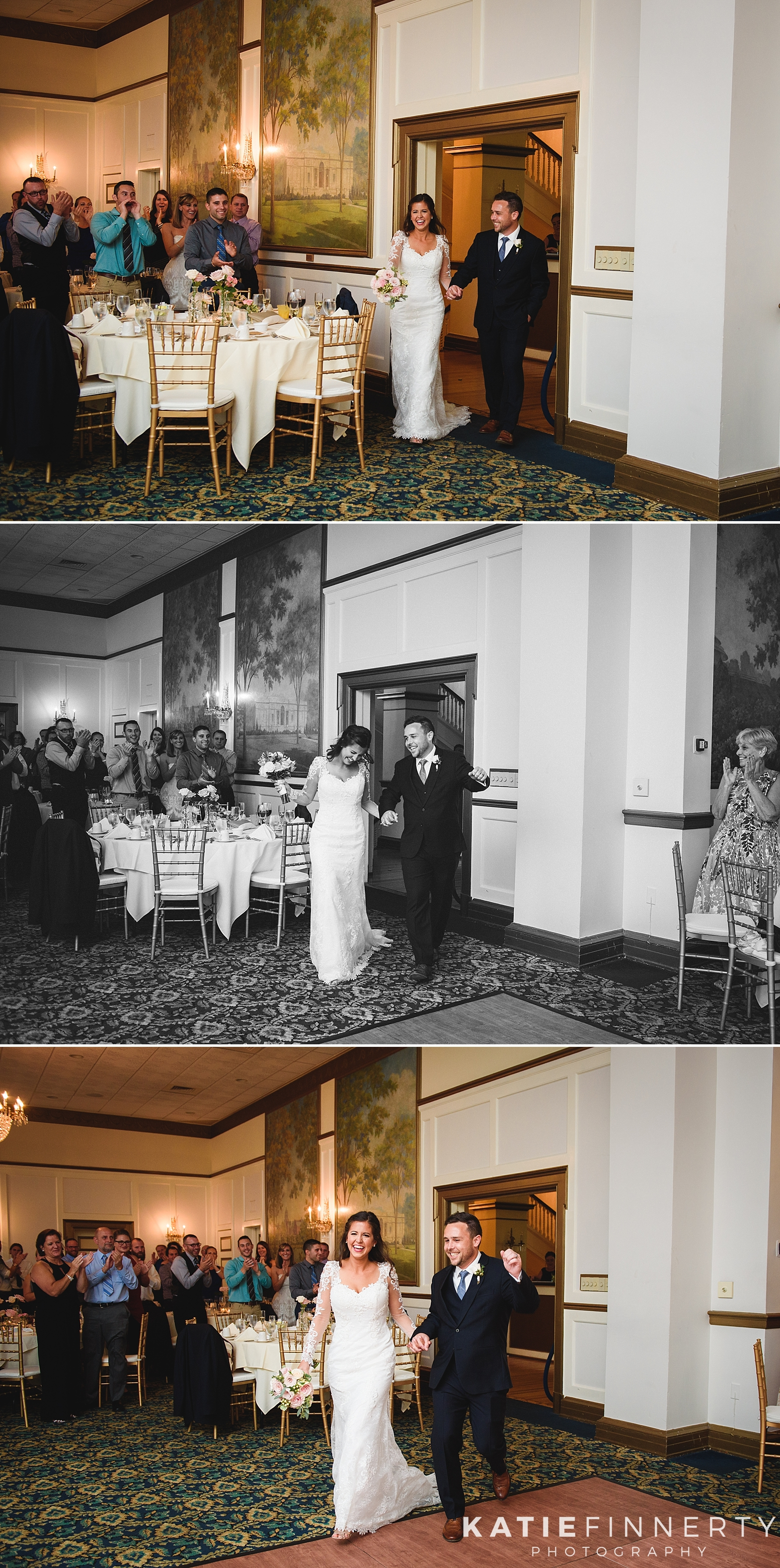 Inn On Broadway Rochester Wedding Photography