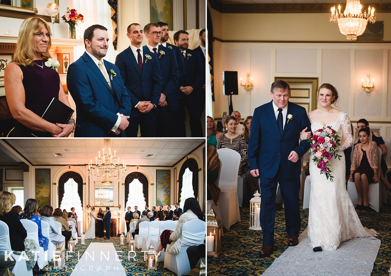 Rochester Wedding Photography Inn on Broadway