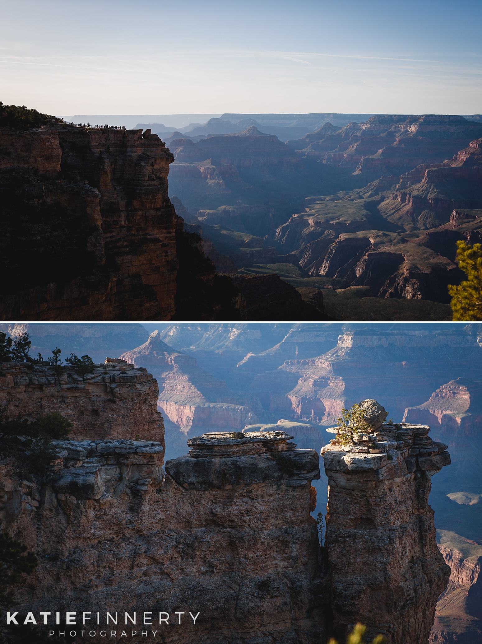 Grand Canyon Sunset Landscape Travel Photography