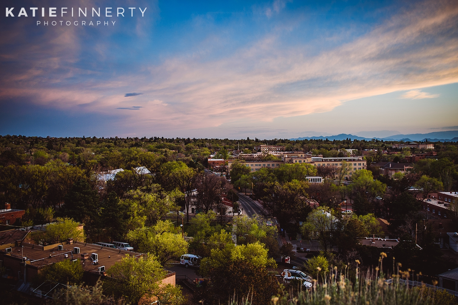 Santa Fe New Mexico Landscape Travel Photography