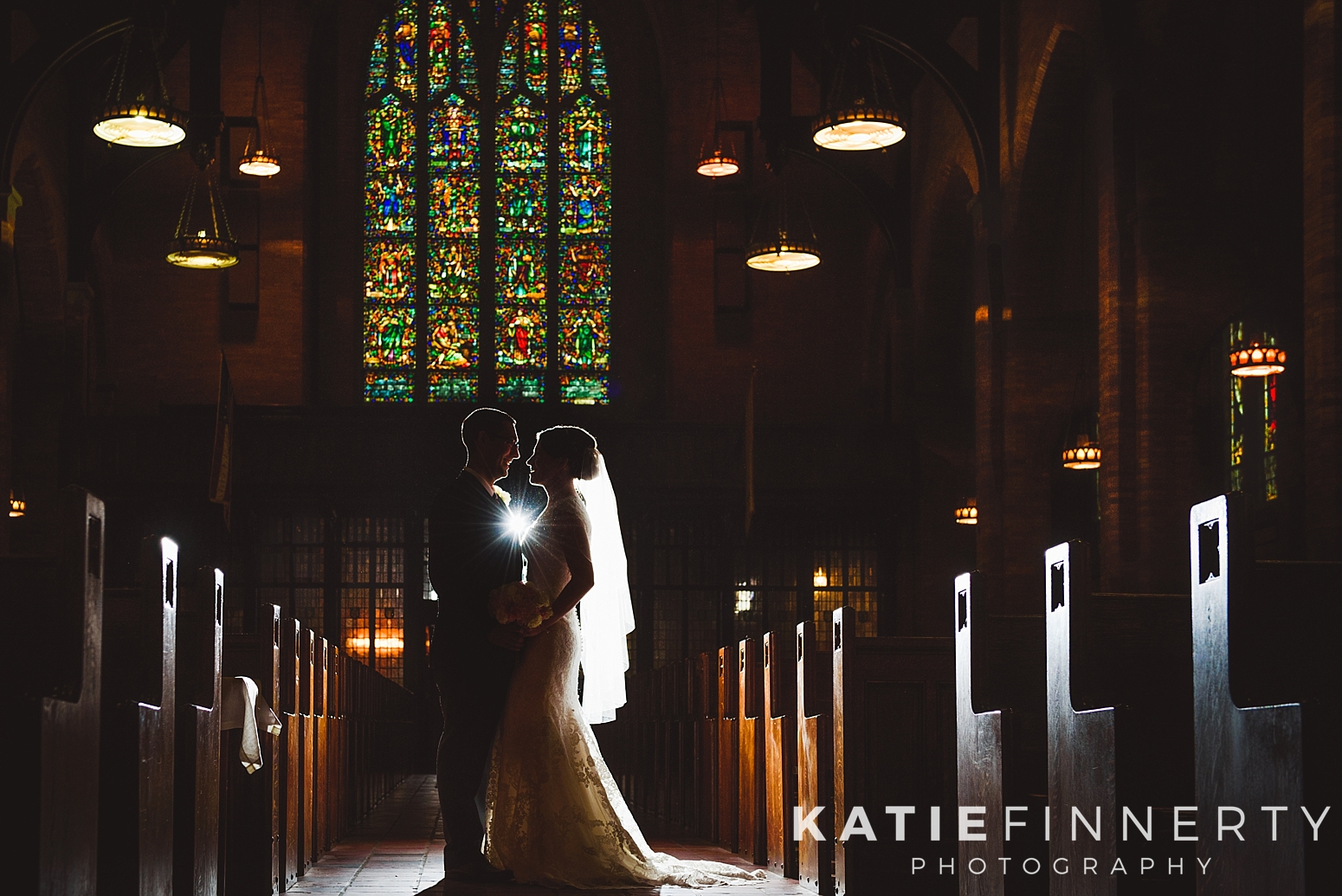 St. Stephens Church Finger Lakes Wedding Photography